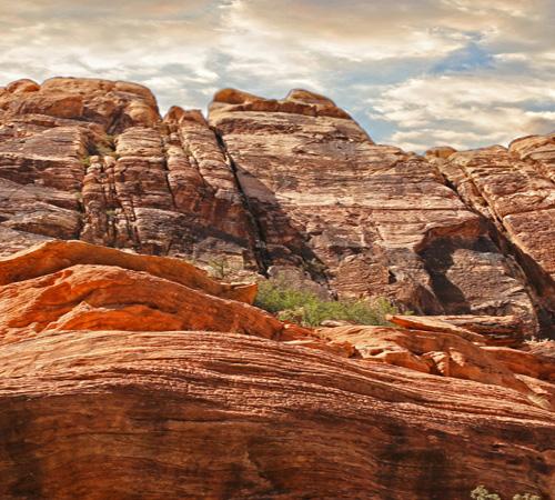 Desert Mountains 4 Background